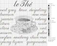 100%_ponto_cruz: Chá