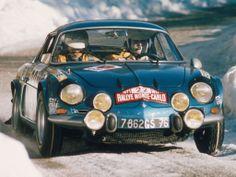 1971 Renault Alpine A110
