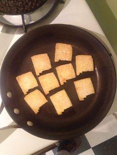 New Mexico-style tofu New Mexico Style, Tofu, Cheese