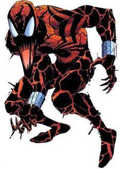)Spider-Carnage - Ben Riley