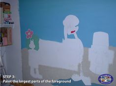 Kids Room, Painting, Home Decor, Homemade Home Decor, Room Kids, Kids Rooms, Painting Art, Paintings, Paint