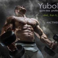 YuboFiT gym-tea professional ® Fitnesstee BIO - www.yubofit.com
