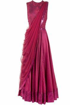 Designer Clothing for Women: Buy Designer Dresses, Women's Fashion Clothing, Online Designer Clothing Saree Gown, Sari, Anarkali Dress, Saree Blouse, Fashion Designer, Indian Designer Wear, Designer Dresses, Indian Attire, Indian Outfits