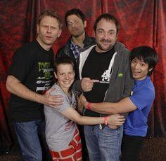 : Photo Love that the fan is rockin the brick pants from an old Jensen model photo. Lol!