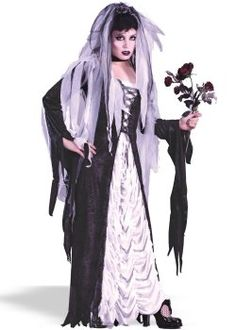 Ghost Bride Costumes (more details at Adults-Halloween-Costume.com)