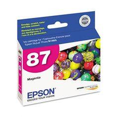 EPSON T087320 Ultrachrome Hi-Gloss 2 Ink