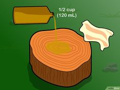 How to Preserve a Tree Stump. A tree stump can add a rustic touch to your home, especially if it has a nice wood grain. You may come across a tree stump in the forest or have 1 cut at your local lumber yard and wonder how you can preserve. Tree Stump Furniture, Tree Stump Decor, Tree Stump Table, Tree Stumps, Log Furniture, Tree Logs, Wood Tree, Awesome Woodworking Ideas, Diy Woodworking