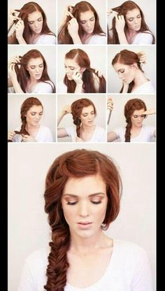 hair tutorials hair tutorial ideas