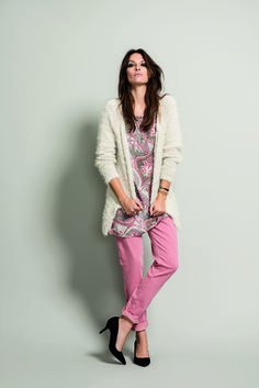 soyaconcept - shirt - tunic - cardigan - knit - pants