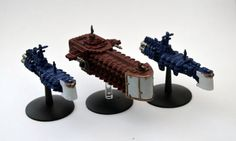 Battlefleet Gothic, Conversion, Imperial Navy, Scratch Build
