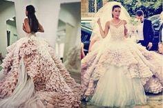 Krikor Jabotian Krikor Jabotian, Latest Discoveries, Wedding Gowns, My Style, Clothing, Collection, Ideas, Fashion, Haute Couture