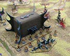 Dark Eldar Terrain