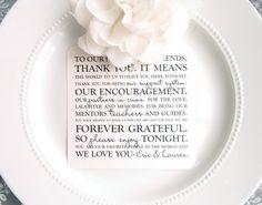 #thankyoucard #weddingreception #weddingdetails  https://www.etsy.com/listing/155531794/printable-wedding-thank-you-card-style
