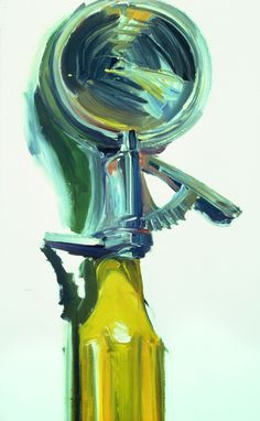 Object Series from the Ice Cream Scoop, Painting, Scoop Of Ice Cream, Paintings, Draw, Drawings