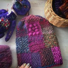 ed4510a2431 Gimli Dwarf crochet helmet