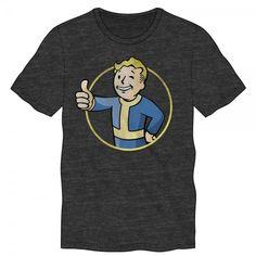 Fallout: Vault Boy Mens T-Shirt