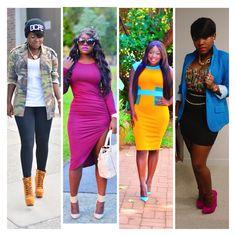 Fashion Bombshell of the Day: Fai from Zimbabwe