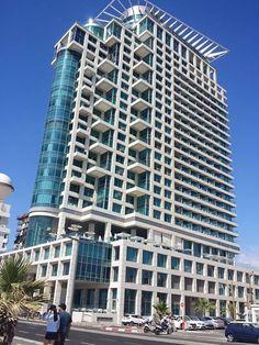 Royal Beach Hotel, Tel Aviv.