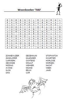 Gietjes Corner: De eerste drie woordzoekers voor de spelletjesdag Back To The Future, Galaxy Wallpaper, Speech And Language, Travel With Kids, Spelling, Challenges, Letters, Education, Learning