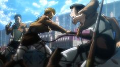 Attack on Titan | Settle Down, Rookie