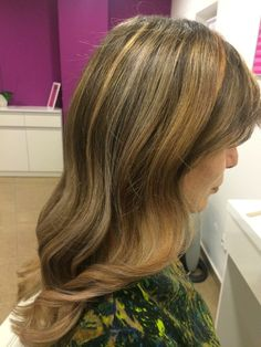 Ecaille Highlights Wella color touch