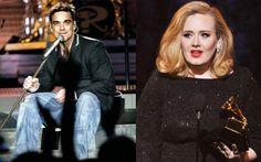 Adele Robbie Williams, le duo ? #music #adele