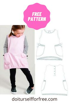 Boys Sewing Patterns, Hat Patterns To Sew, Baby Clothes Patterns, Sewing Kids Clothes, Baby Sewing, Free Sewing, Baby Frock Pattern, Cute Outfits For Kids, Girls Sizes