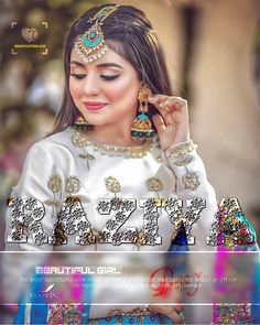 Areeka Haq Wallpaper Dp With Name Stylish Text, Stylish Hijab, Girls Dp Stylish, Stylish Couple, Stylish Mehndi, Cool Girl Pictures, Girl Photos, Cute Girl Pic, Cute Girls