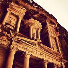Spectacular Petra! #JO #Amman #Jordan #Travel #Photography