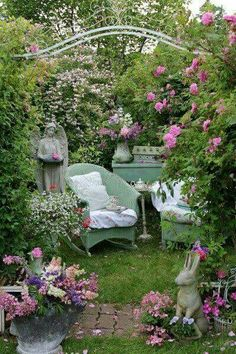 Bellísimo jardín