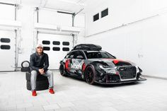 Jon Olsson Reveals His RS6 DTM