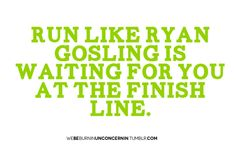 Change this to Channing Tatum and I'll run a 24 tomorrow. Just saying.