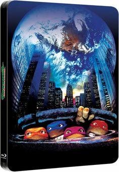 Teenage Mutant Ninja Turtles #TMNT Exclusive Zavvi Steelbook