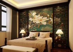Ordinaire Image Result For Asian Inspired Teak Wood Bedroom