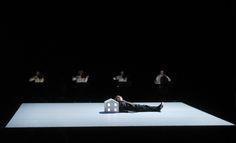 Eraritjaritjaka, Heiner Goebbels, Klaus Grünberg / Theatre de Vidy, Lausanne