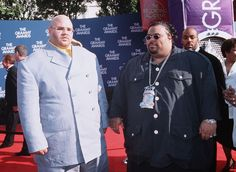 Big Pun and Fat Joe being, by far, the cutest couple on the red carpet.