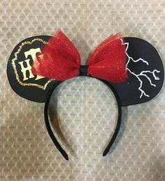 Tower of Terror Minnie Ears by MagicalMinnies on Etsy