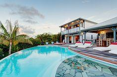 Villa Zen Guadeloupe - 4 bedroom luxury villa to rent in Sainte Anne