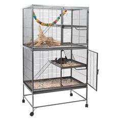 Little Zoo X-Trail Animal Cage – Next Day Delivery Little Zoo X-Trail Animal Cage from WorldStores: Everything For The Home