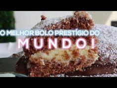 Melhor bolo de Prestígio do MUNDO!