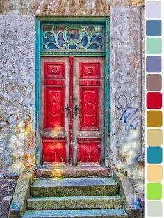 Red Doors, Helsingor, Frames, Green, Html, Denmark, Thanks, Icons, Image