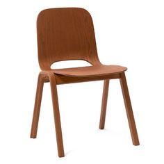 'Touchwood' chair by Lars Beller Fjetland for Discipline