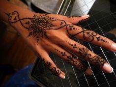 F's bridal mehndi by kenzilicious, via Flickr