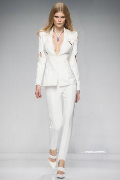 Versace Couture Spring 2016 Model: Alexandra Elizabeth