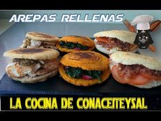 Arepas - Conaceiteysal