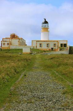 Lighthouse of Neist Point, Isle of Skye, Scotland