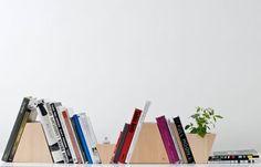 Passend zum Bücherregal :)