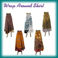 """Wrap Around Skirts"" by mogulinteriordesigns on Polyvore"