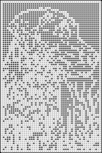 """My Dog"": Labrador Retriever - pattern for cross stitch or crochet Filet Crochet, Thread Crochet, Crochet Motif, Afghan Crochet Patterns, Crochet Afghans, Unique Crochet, Crochet Home, Dog Crochet, Tapestry Crochet"