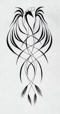 Discover Thousands Of Images About Resultado De Imagem Para Phoenix Tattoo Tribal